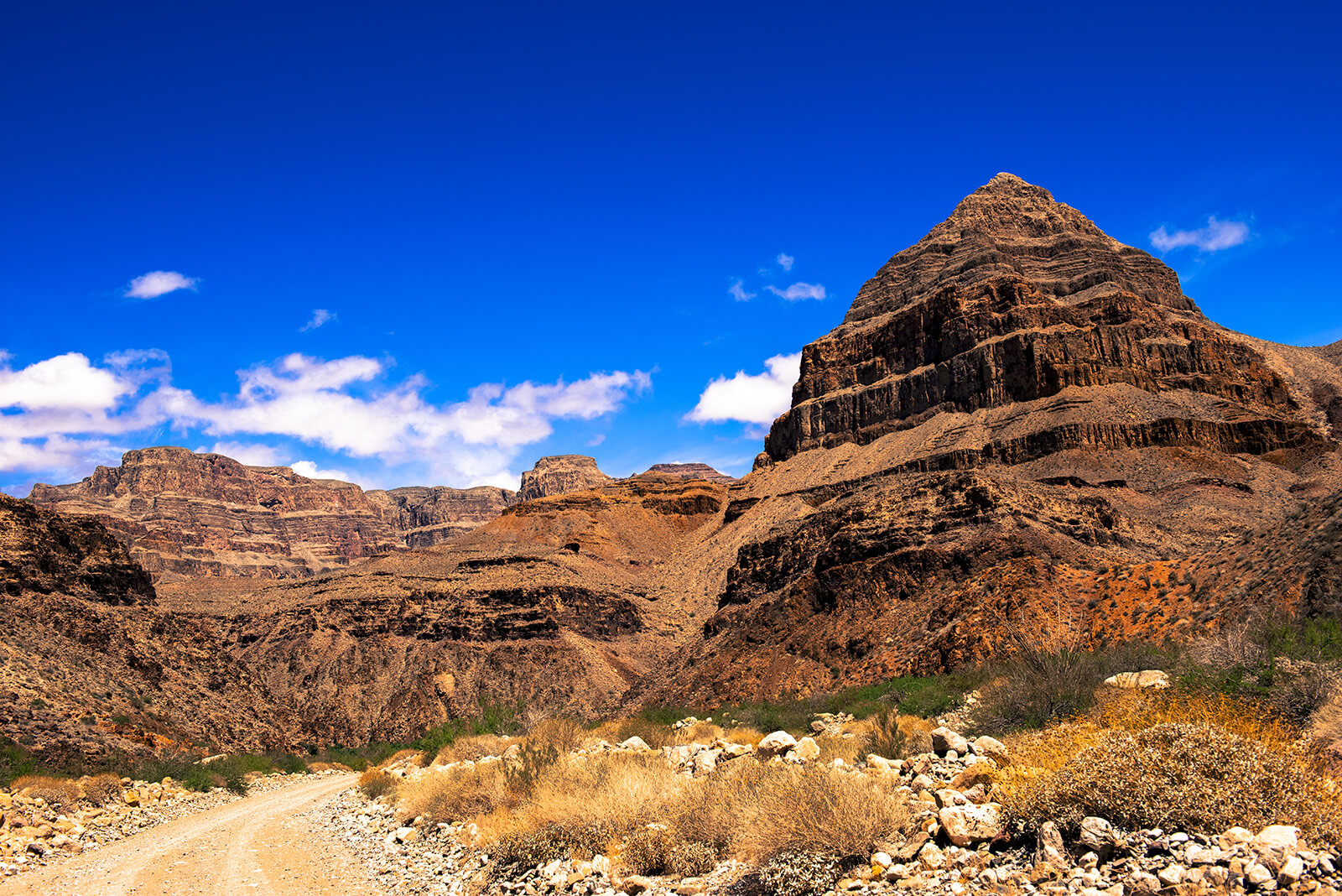 Grand Canyon background