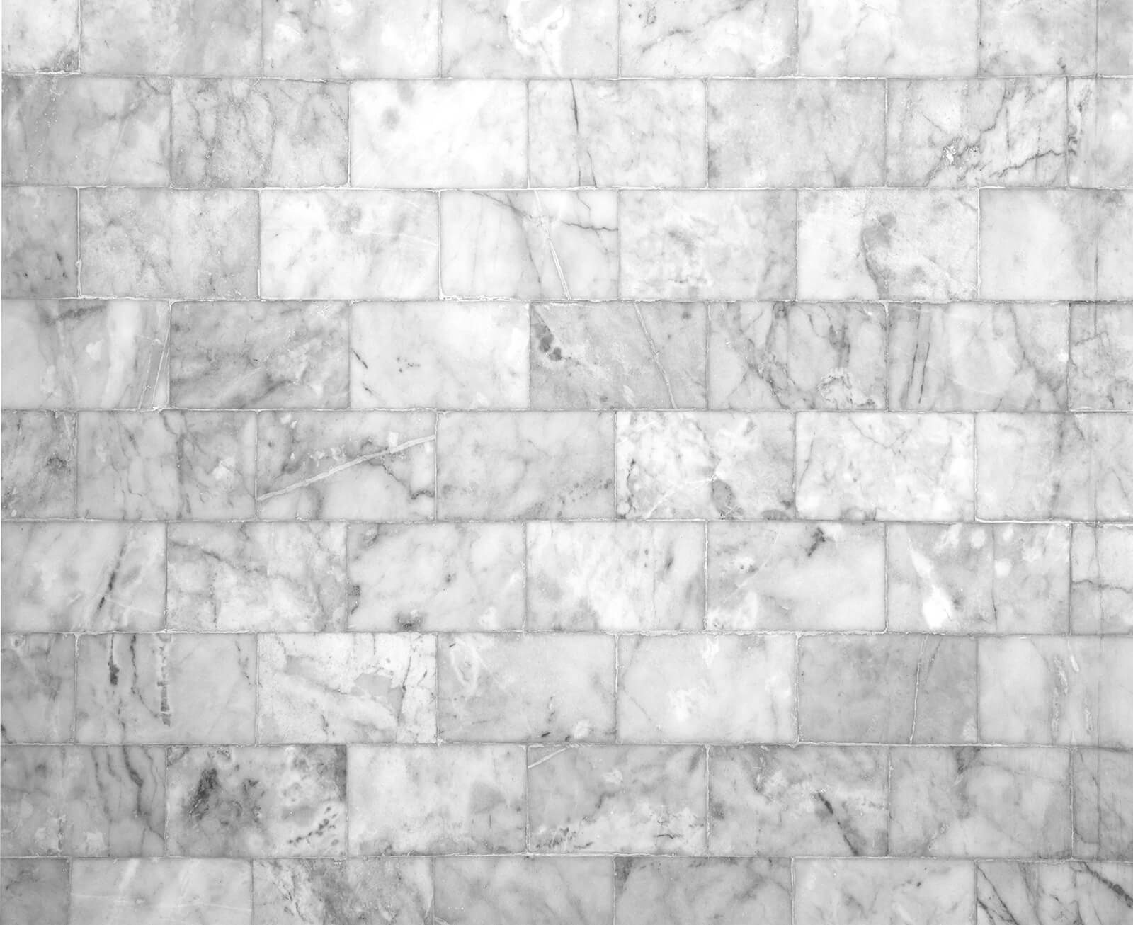 white marble tile feature background