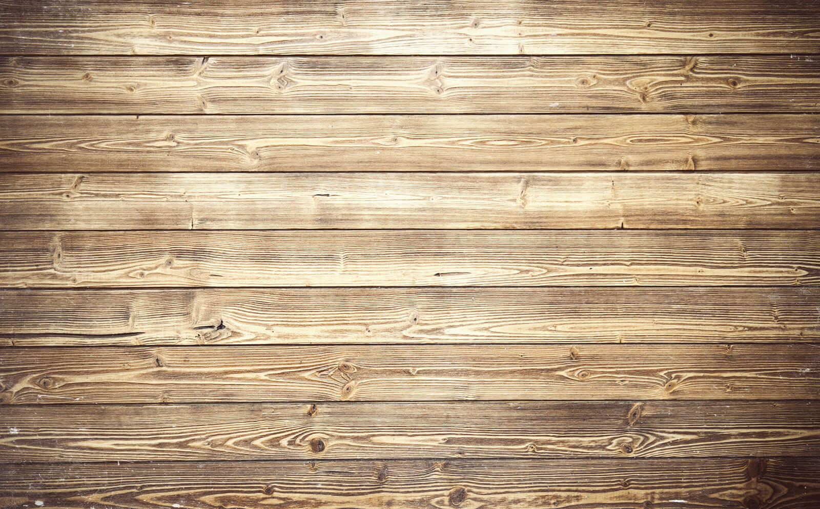 Rustic horizontal wood paneling background