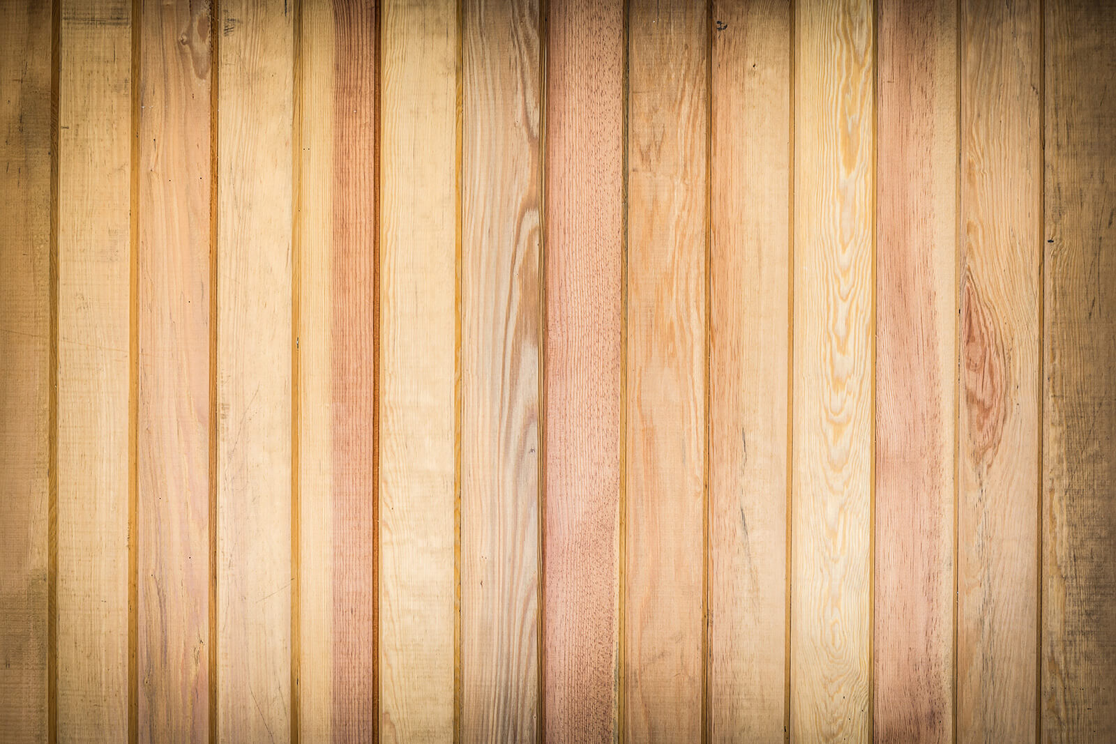 Vintage wood paneling background